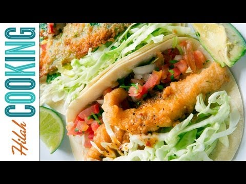 Video thumbnail for youtube video how to make fish tacos for How to prepare fish tacos