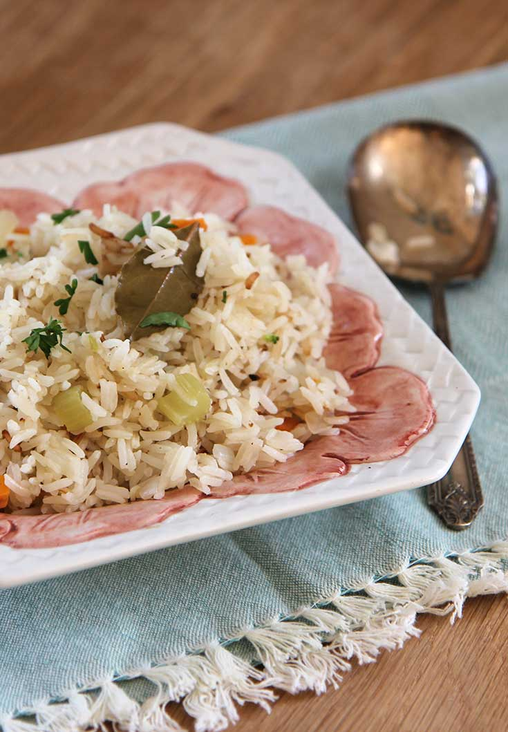 how to make rice pilaf hilah cooking