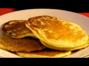 how to make thick pancakes from scratch