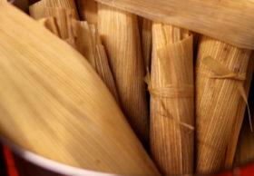 Tamales in Corn Husks