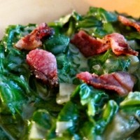 Creamed Spinach Recipe: Old Lady Recipes # 1