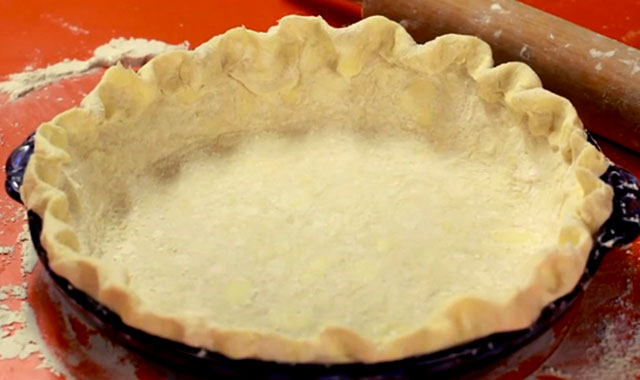 All-Butter Pie Crust Recipe - Hilah Cooking