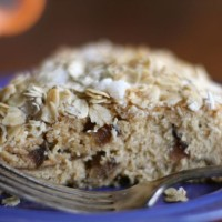 Streusel Pear Cake: Old Lady Recipe #3