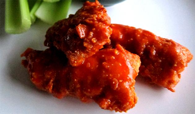 Boneless Buffalo Wings Recipe
