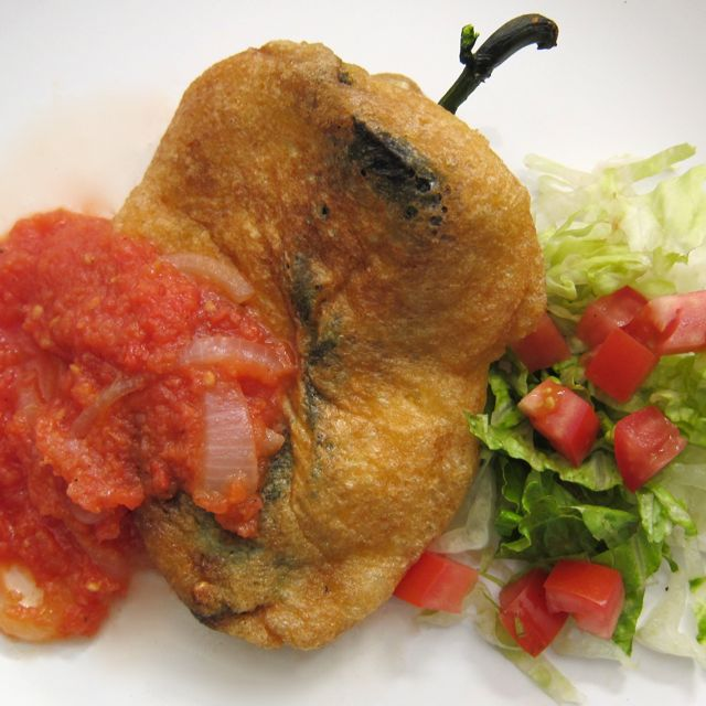 Chiles Rellenos - Hilah Cooking