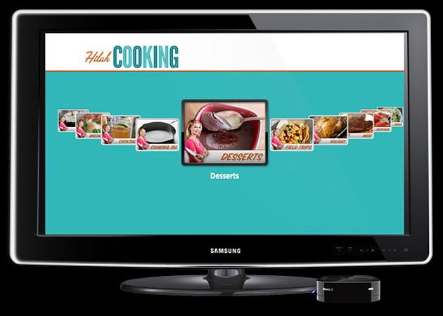 Hilah Cooking Roku Channel