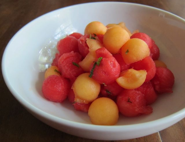 Watermelon Salad by Hilah Cooking