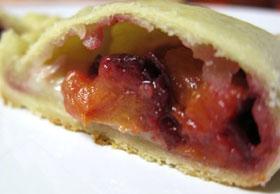 plum empanadas