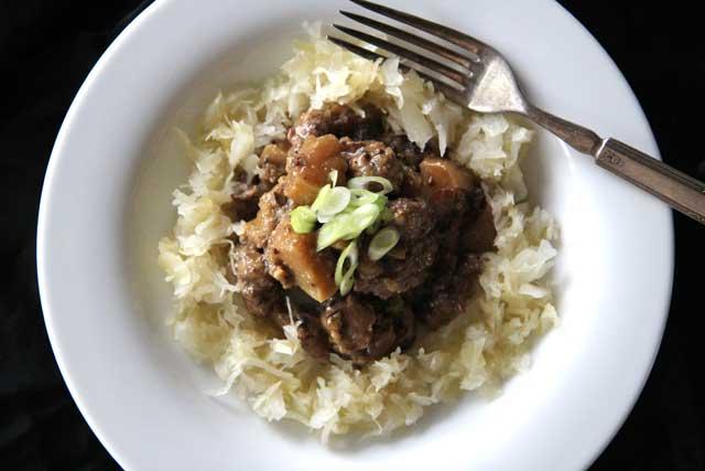 Paleo Pork Stew