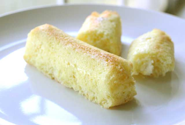 Homemade Twinkie Recipe - Hilah Cooking
