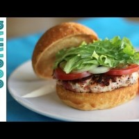 Turkey Burger Recipe (Video)