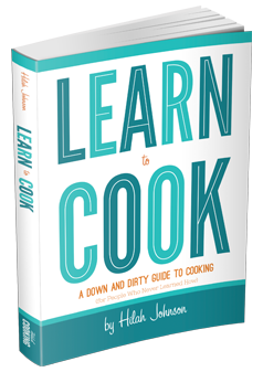 Learn To Cook Book
