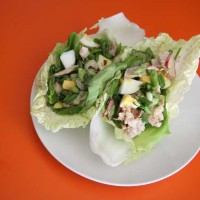 Thai Curry Chicken Salad
