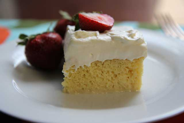 Tres Leches Cake - Hilah Cooking