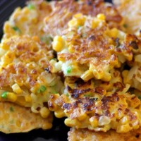 How To Make Corn Fritters