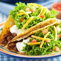Crispy Beef Tacos