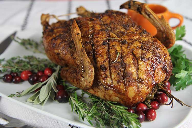 Roast orange duck recipes easy