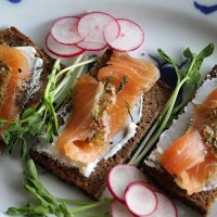 Gravlax Recipe — Swedish Cured Salmon