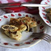 Mushroom Pierogi