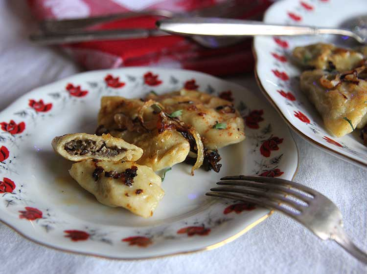mushroom pierogi recipe