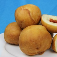Sicilian Fried Dough Balls – Christmas in Italy