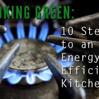10 Steps to an Energy Efficient Kitchen