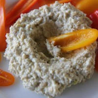 raw hummus recipe