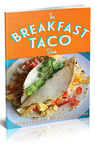 Breakfast Taco Book