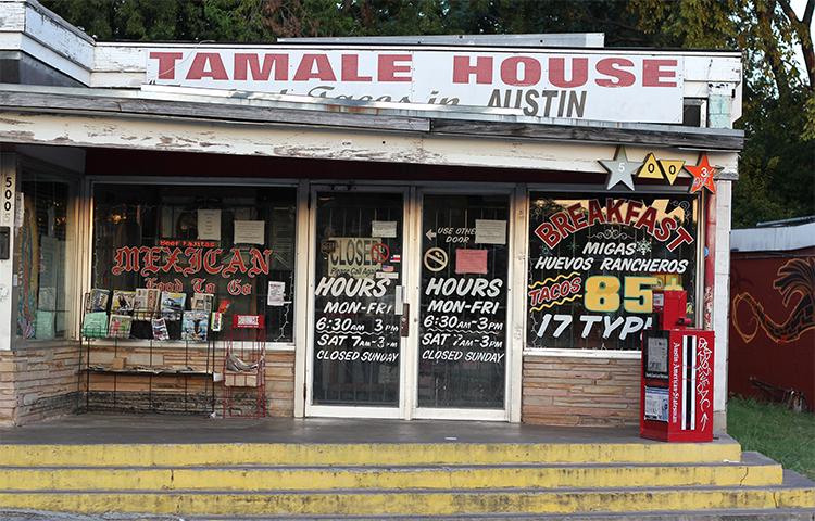 Tamale House Austin