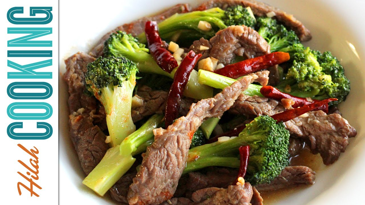 Beef and Broccoli - Hilah Cooking