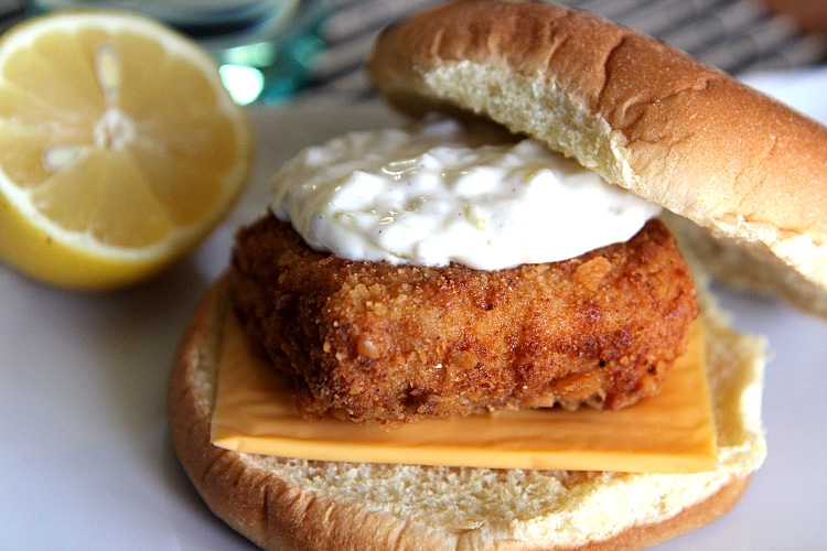 Filet o fish copycat recipe for Fish sandwich recipe