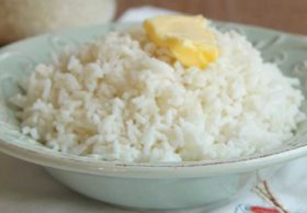 how to cook medium grain rice on the stove