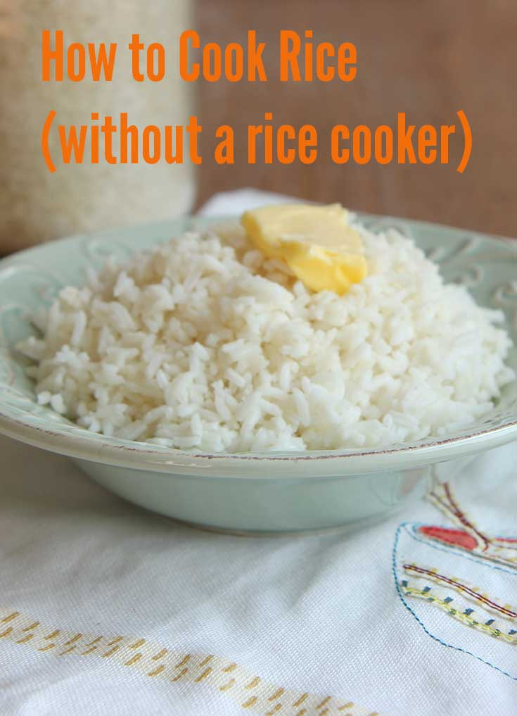 how to cook rice Rice, water, a pot with a lid—and these tips for how to cook rice—are all you need to get the perfect bowl of rice on your table in no time.