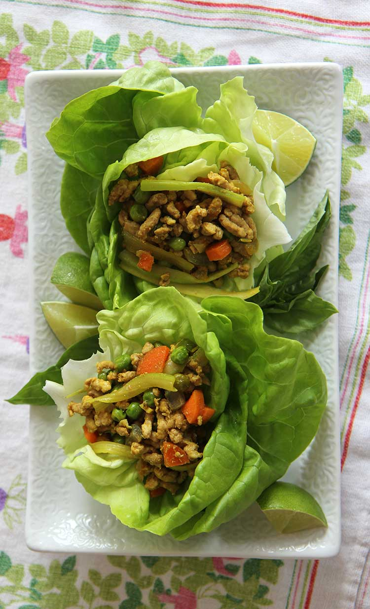 Pork Lettuce Wraps Recipe — Dishmaps