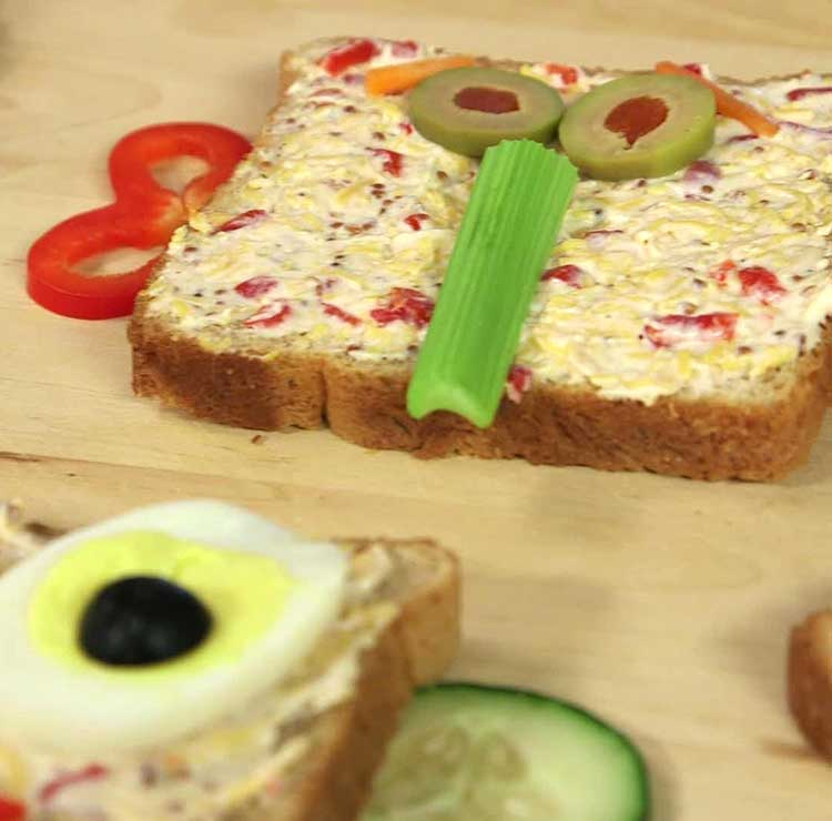 OPEN-FACE-SANDWICH