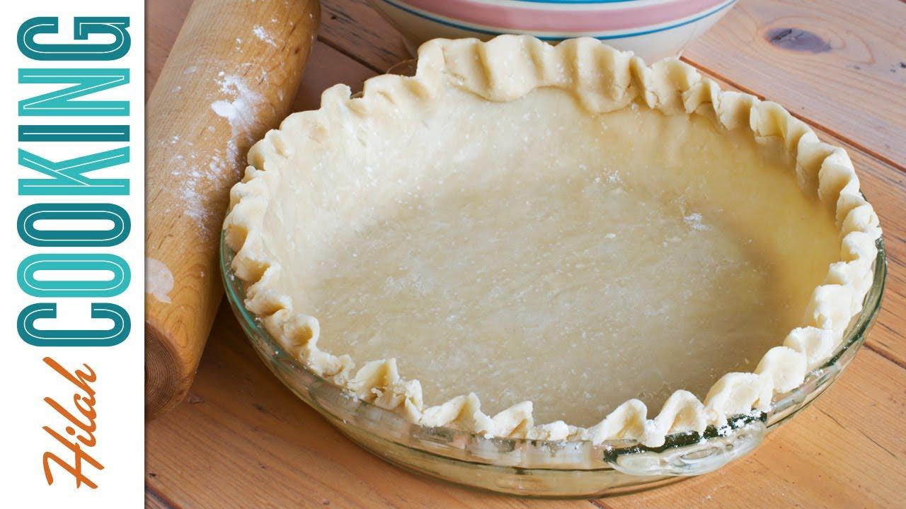 All-Butter Pie Crust Recipe - Hilah Cooking