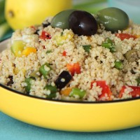 Couscous Salad Recipe