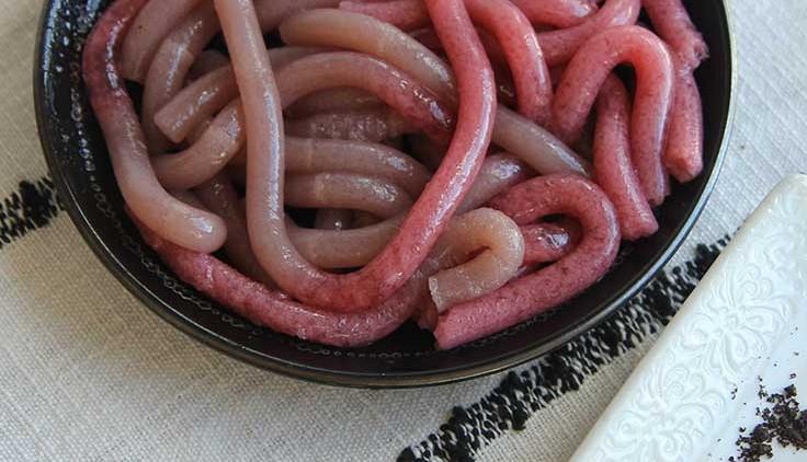 Gummy Worms Recipe..