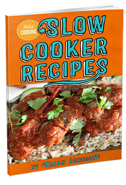 slow cooker recipes cook book