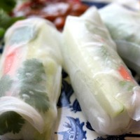 How To Make Spring Rolls