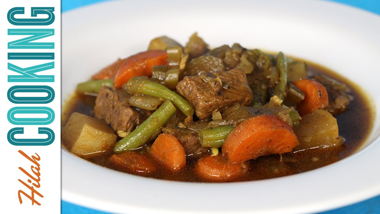 How to stew vegetables 85