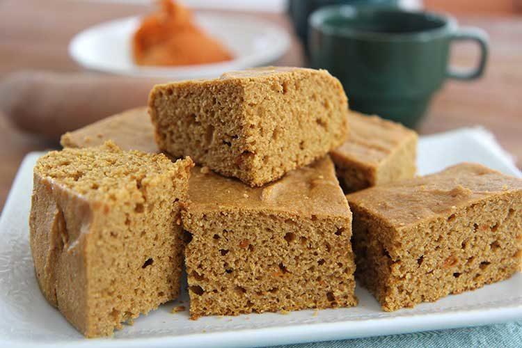 sweet potato gingerbread