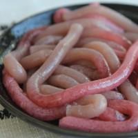 Gummy Worms Recipe – Fruit-juice Sweetened