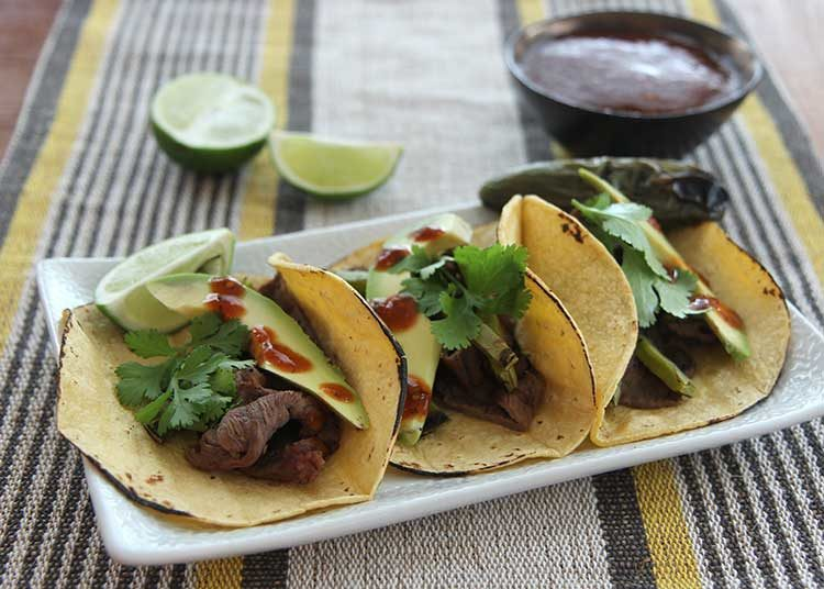 how to make mexican tacos carne asada
