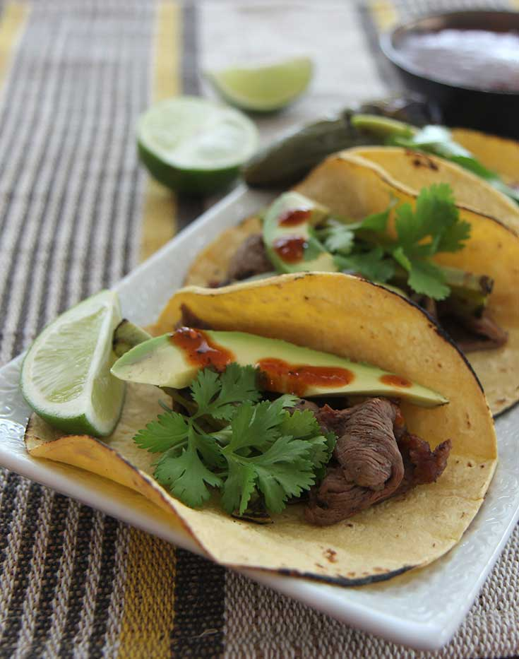 Carne Asada Tacos: How to Grill Like a Mexican, Part 1 - Hilah Cooking