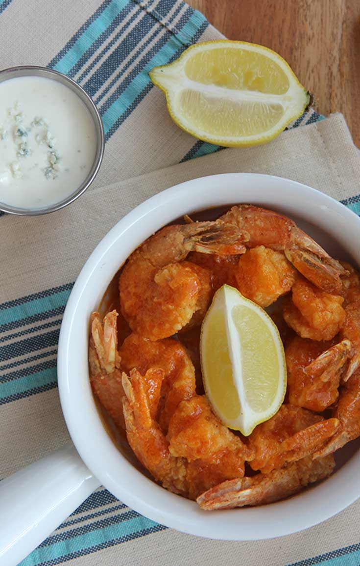 Buffalo shrimp hooters style hilah cooking hooters buffalo shrimp recipe forumfinder Gallery