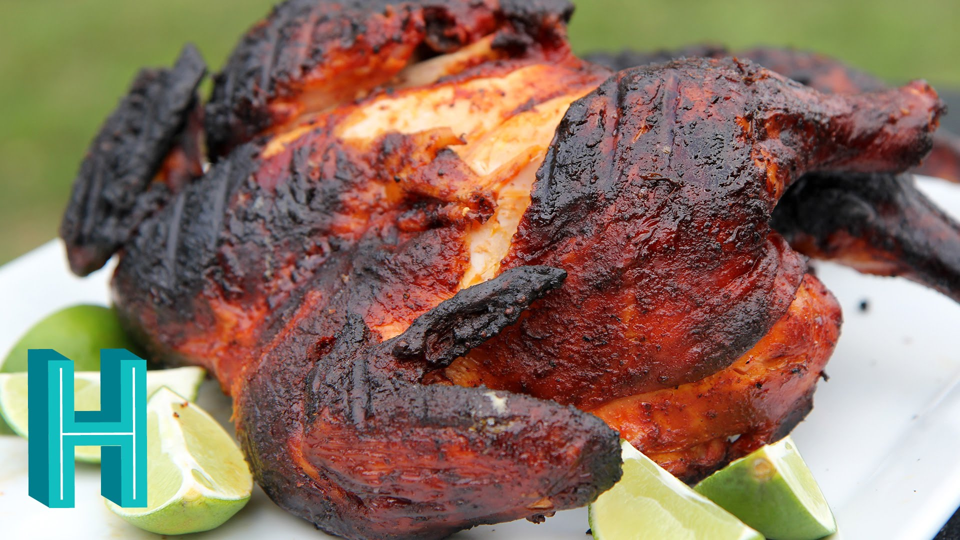 Pollo Al Carbon Hilah Cooking
