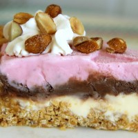 Easiest Ice Cream Pie