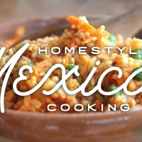Homestyle Mexican Cooking Class!