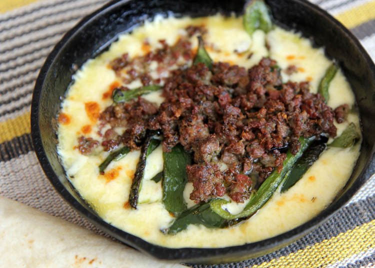 Queso Fundido - REAL queso dip